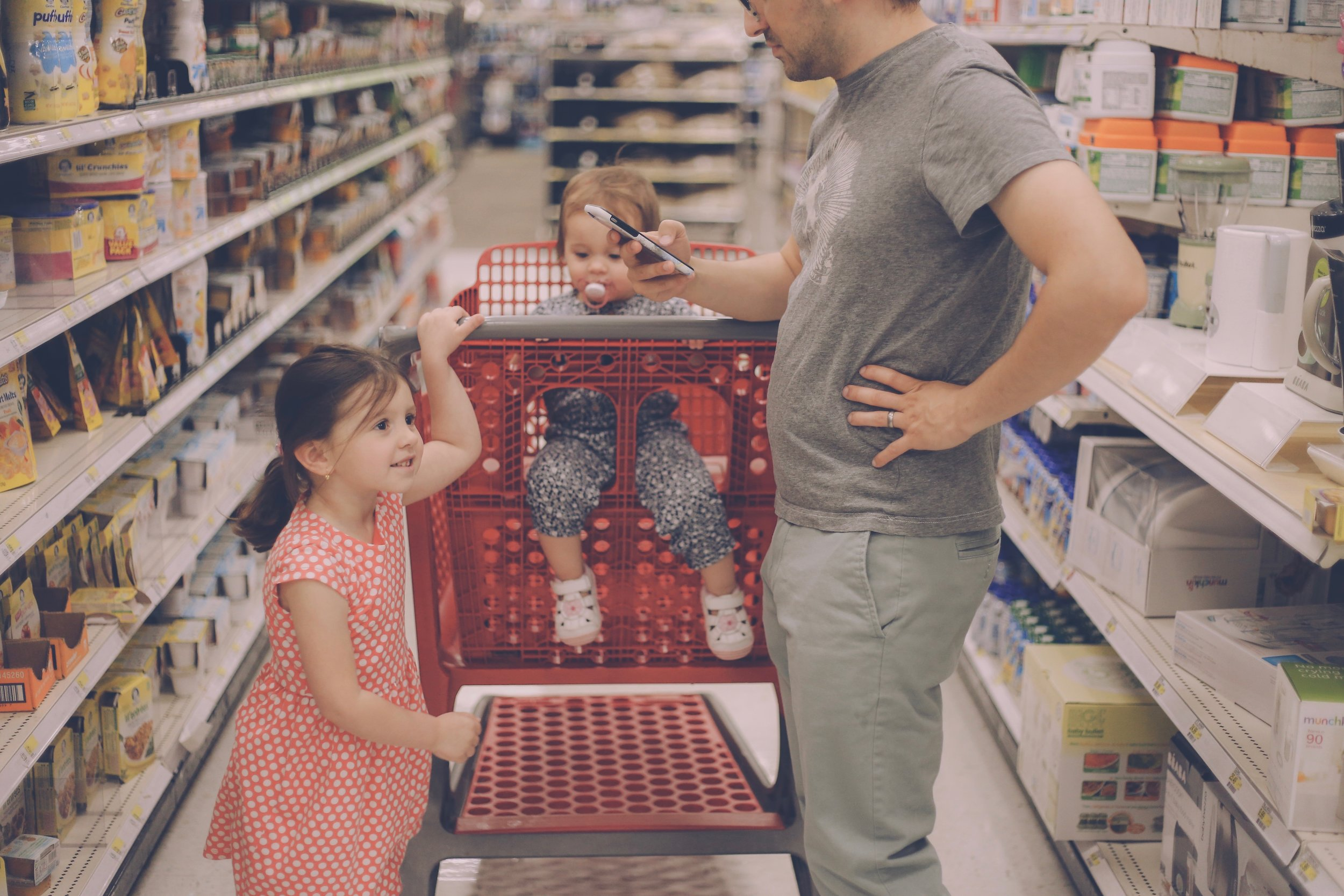 Target, Family Photojournalism, New York