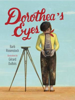 Dorothea's Eyes: Dorothea Lange Photographs the Truth - After a childhood bout of polio left her with a limp, all Dorothea Lange wanted to do was disappear. But this desire not to be seen helped her learn how to blend into the background and observe others acutely. With a passion for the artistic life, and in spite of her family's disapproval, Dorothea pursued her dream to become a photographer and focused her lens on the previously unseen victims of the Great Depression. This poetic biography tells the emotional story of Lange's evolution as one of the founders of documentary photography. It includes a gallery of Lange's photographs, and an author's note, timeline, and bibliography.