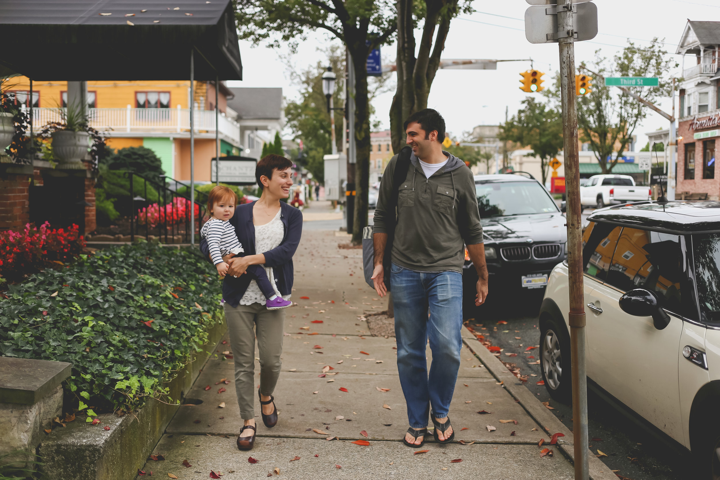 The Magro Family - A Morning in the Life in Emmaus, PA