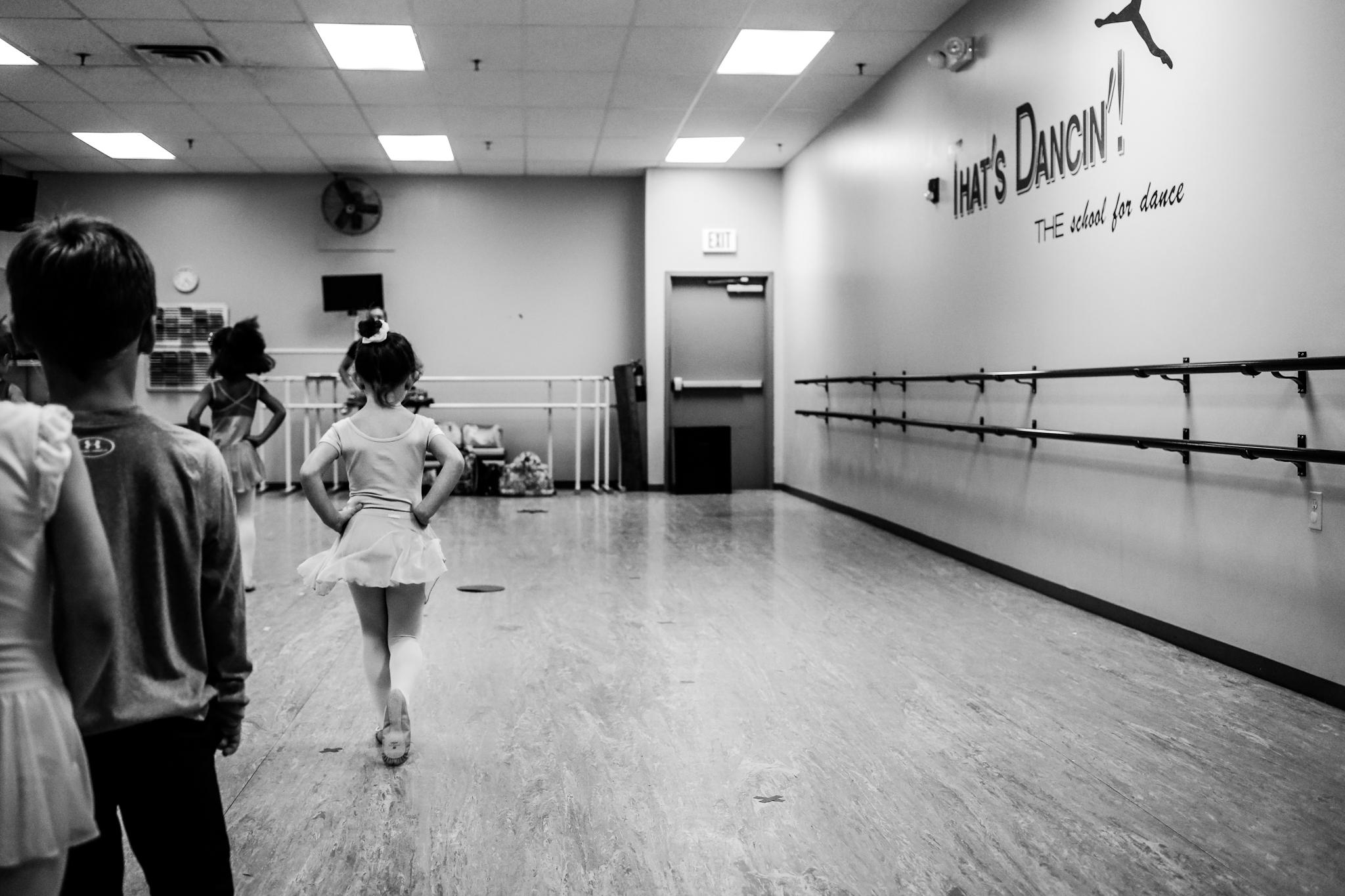That's Dancin' School for Dance in Trexlertown, PA.