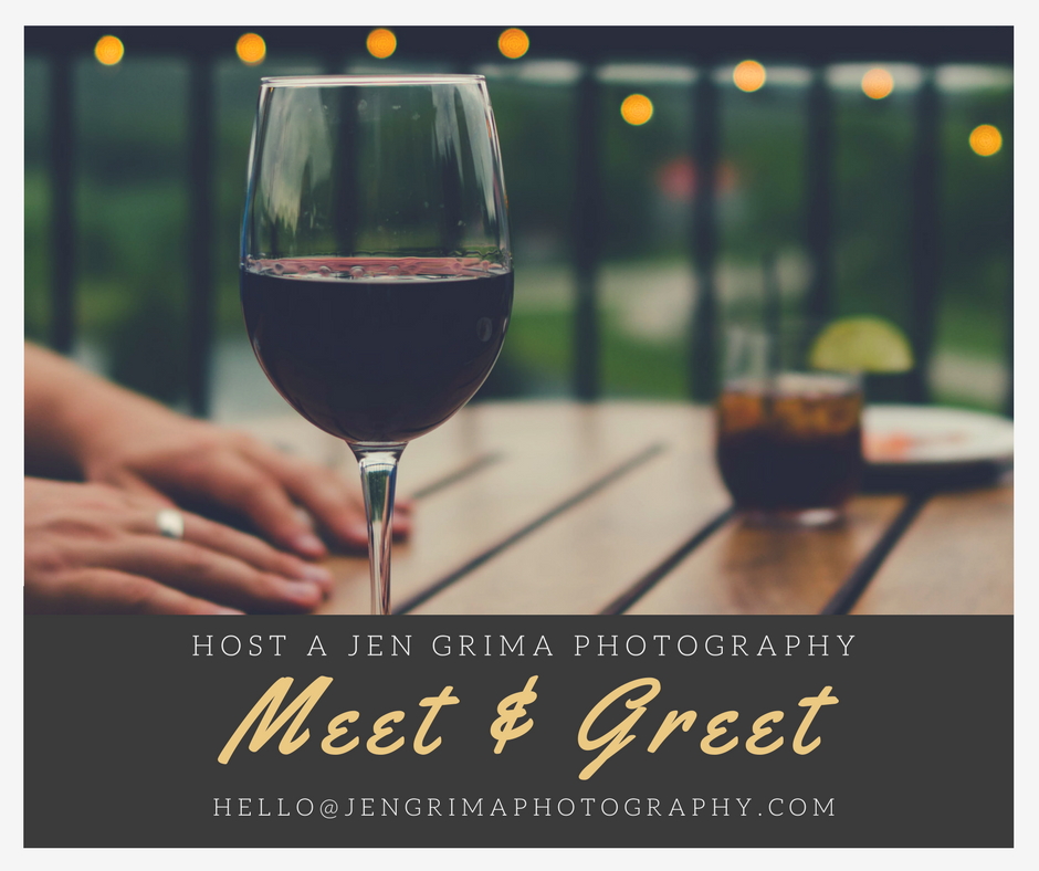 Click here for details on hosting a Meet & Greet!