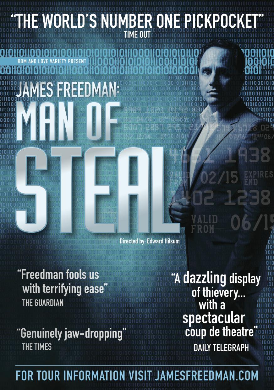 James Freedman: Man of Steal