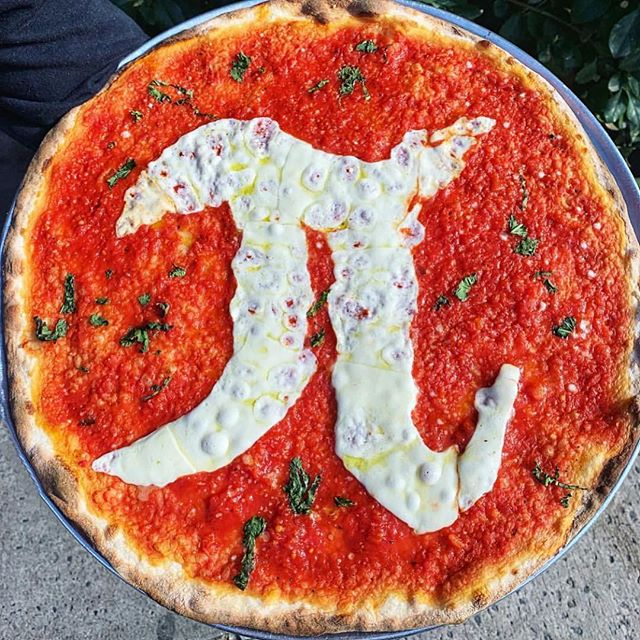 #Repost Check out @jeaniuseats page for a great giveaway for our Manhatten location @joeandpatsnyc . .  It's time for a GIVEAWAY on this #HappyPiDay ‼️ #🍕 Here's your chance to WIN a $100 lunch at one of NYC's #BestPizza spots & one of my personal favorites, @joeandpatsnyc in the #EastVillage! . Simple Rules: 1. Follow @joeandpatsnyc and @jeaniuseats. 2. Like this post. 3. Tag (3) friends in a comment below and mention your favorite PIZZA topping (multiple entries allowed). The more people you tag, the higher your chances! . 1 Lucky Winner will be chosen and announced here on Saturday morning! Good luck! 🙌 . Named Staten Island's Best Pizza since 1960, #JoeAndPatsNYC opened their second location in the East Village in 2018. This iconic joint offers their house-special super thin-crust pies, along with classic pasta dishes & Italian entrees. My favorite is their #VodkaPizza so don't miss it! . #jeaniuseats #piday #pipizza #pieday #pizzapie #thincrustpizza #bestpizza  #pizzalovers #pizzalove #jeaniuseatsgiveaway #joeandpats