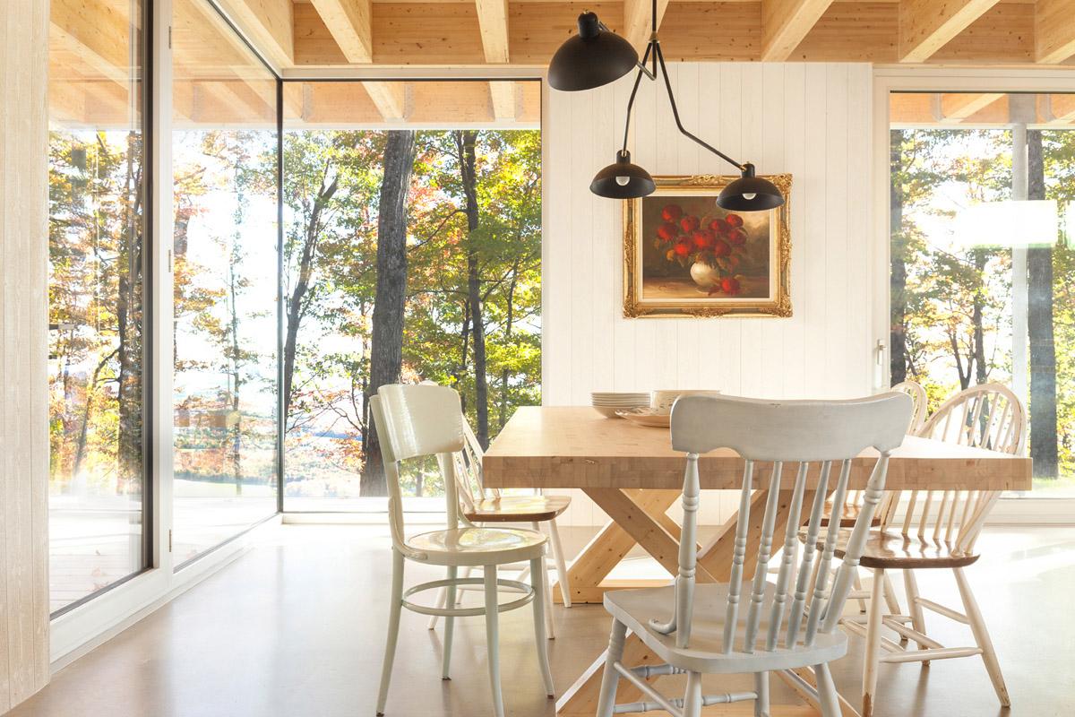 Shefford Project by La Shed Architecture