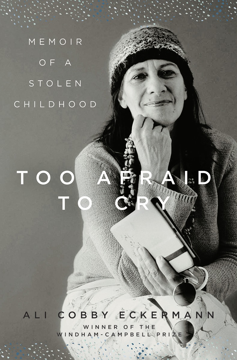 TOO AFRAID TO CRY - Ali Cobby Eckermann - Hardcover.jpeg