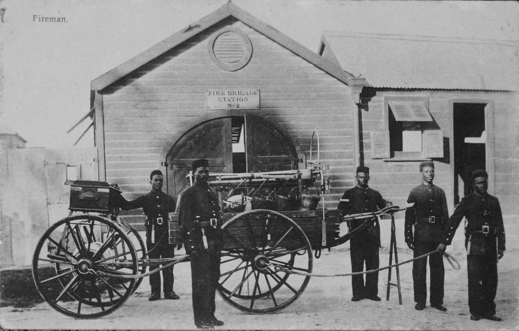 Fire Brigade House -