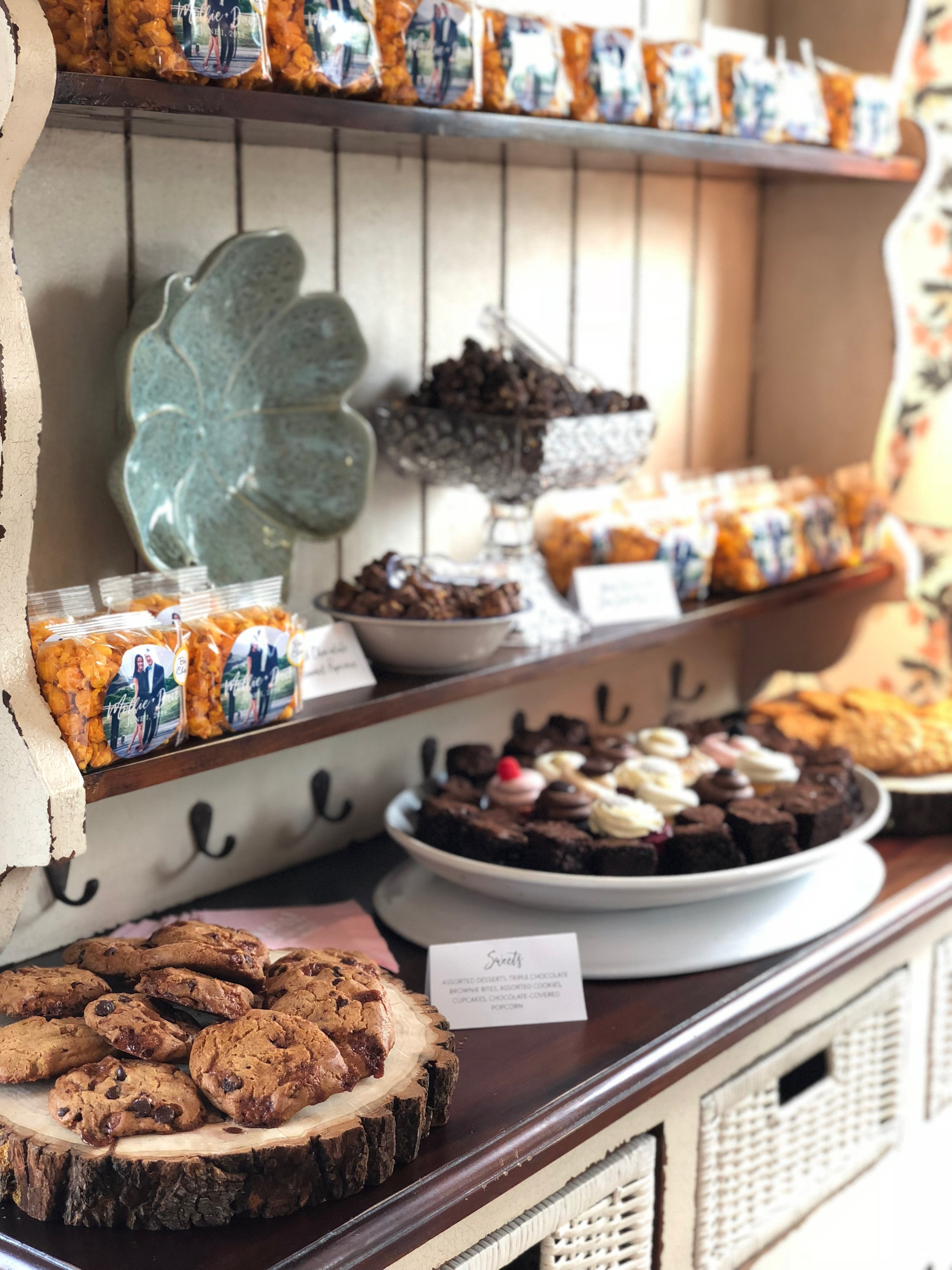 Engagement Party Dessert Bar
