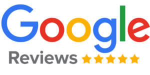 5 Star Review Rating on Google!