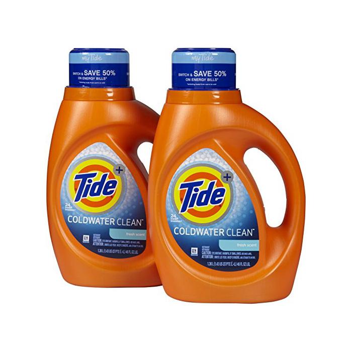 Tide cold water detergent$30.39 -
