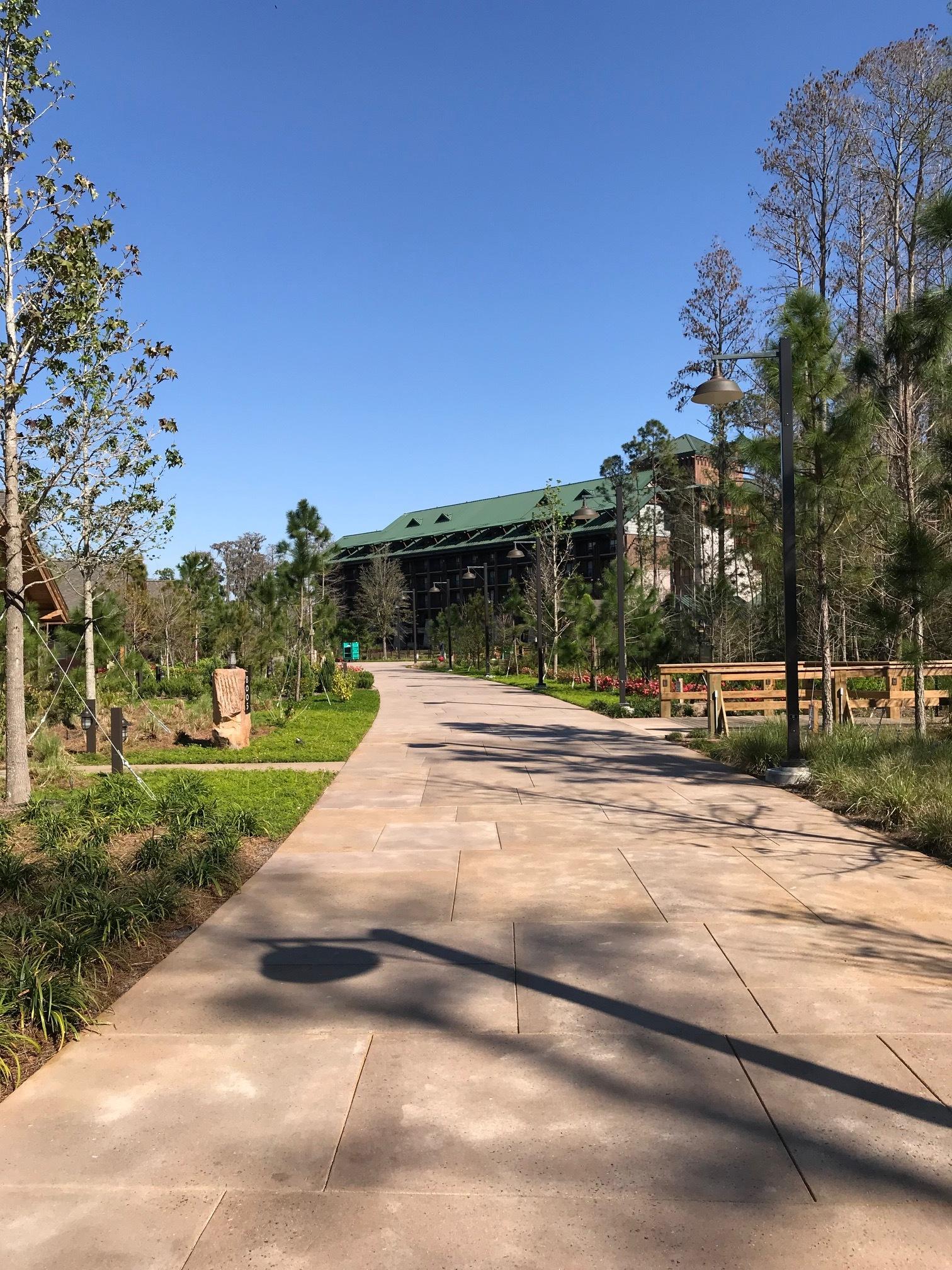 Copper Creek Villas at Disney's Wilderness Lodge