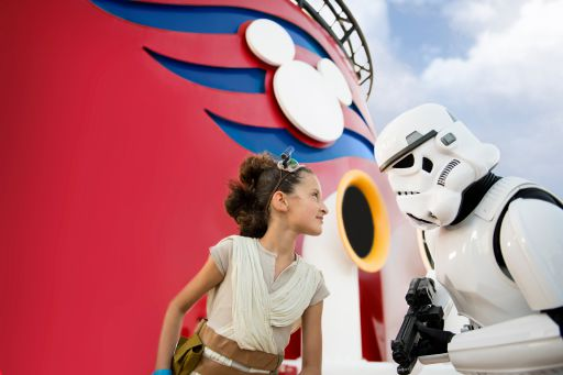 Star Wars Day at Sea Disney Cruise Line