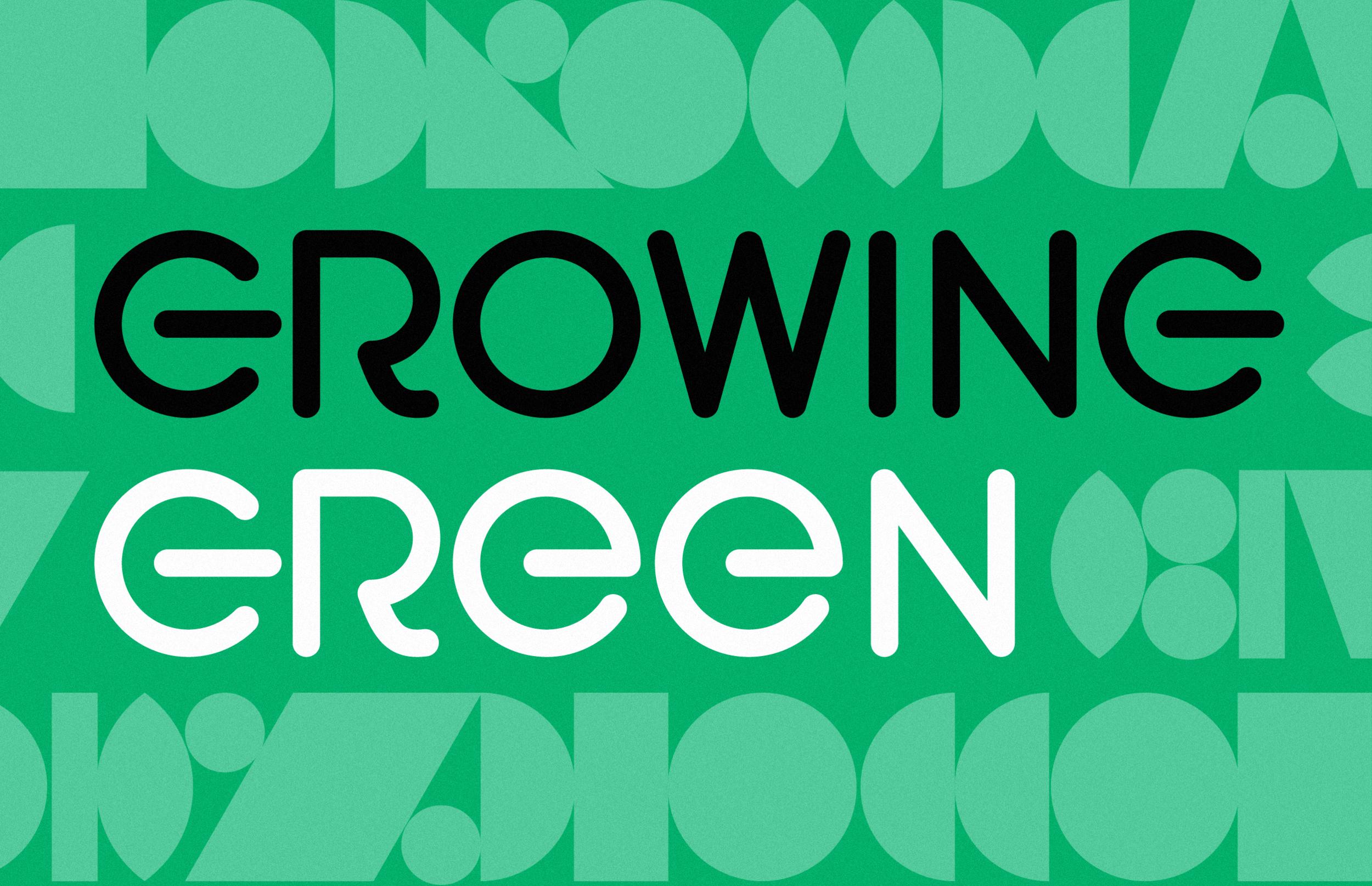Growing Green Design