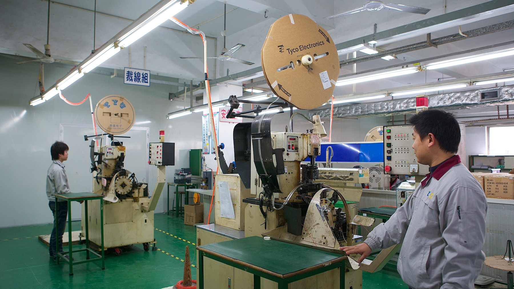 Cable Assembly Manufacturing Facility