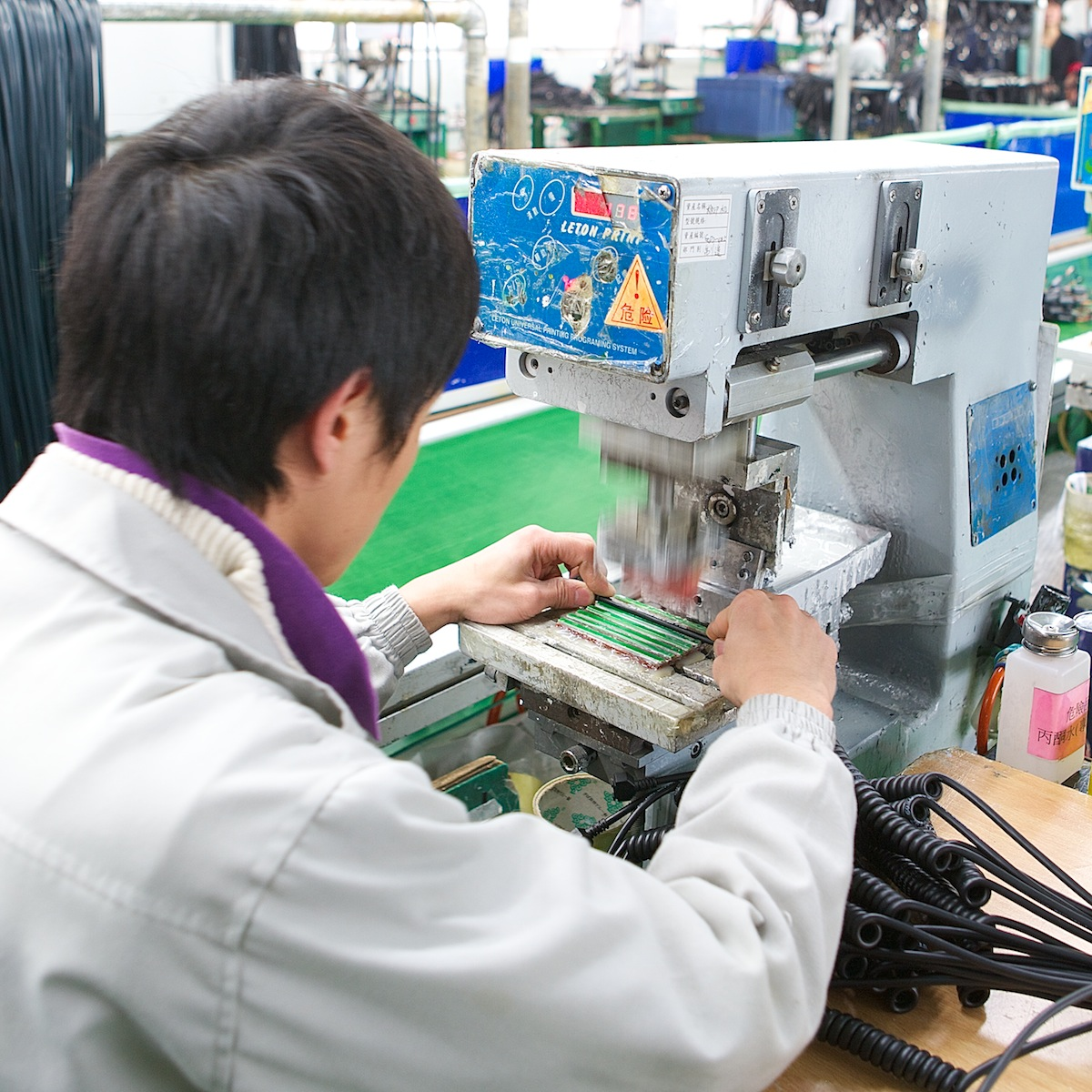 Overmold Cable Assembly Manufacturing