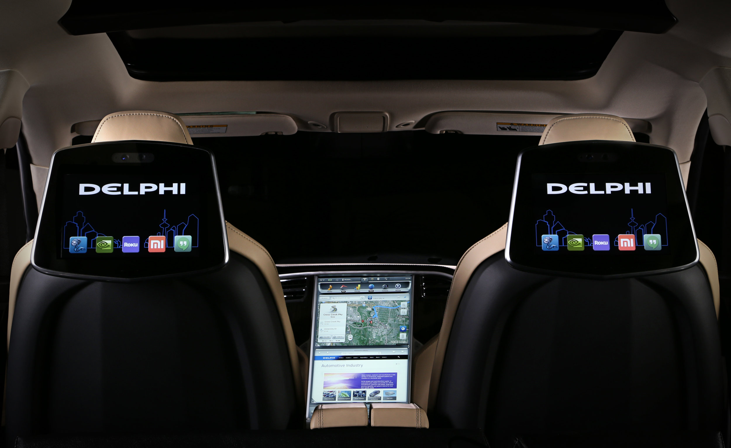 Copy of delphi car systems manufactured PCBA