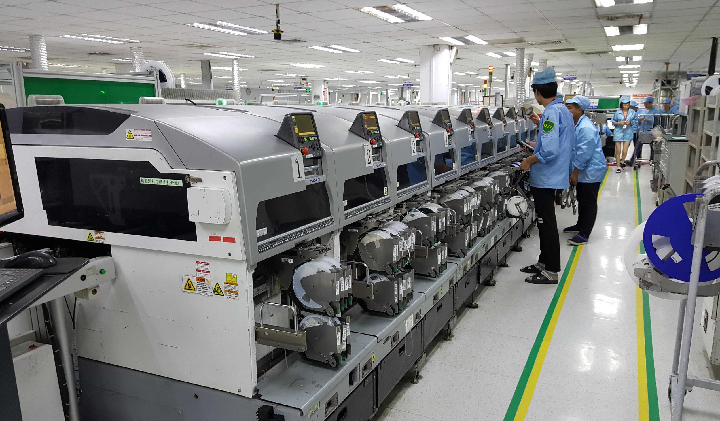 Electronics Manufacturing Services — TeleTec Electronics