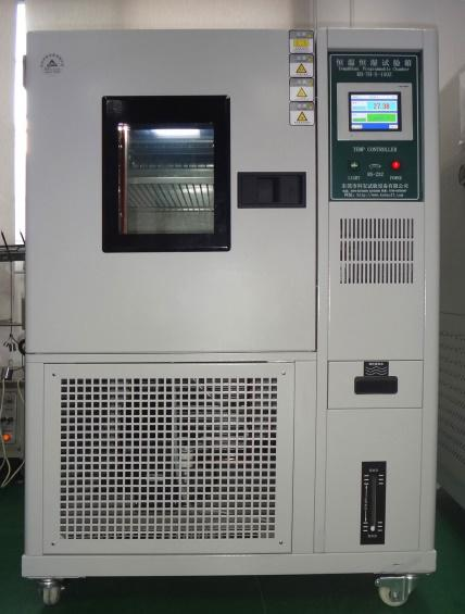 ESS chamber testing for cable wires