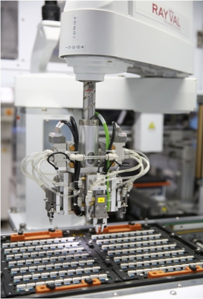 EMS Contract Manufacturing equipment