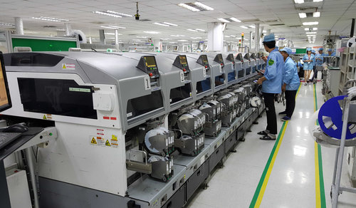 Electronic Manufacturing Services facility