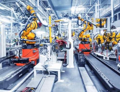 manufacturing process automation robotics china