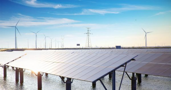 A new report from the IEEFA is positioning China as a world leader in renewable energy investment. The country has put $44 billion in clean energy projects around the world.