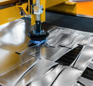 精密加工和金属冲压制造