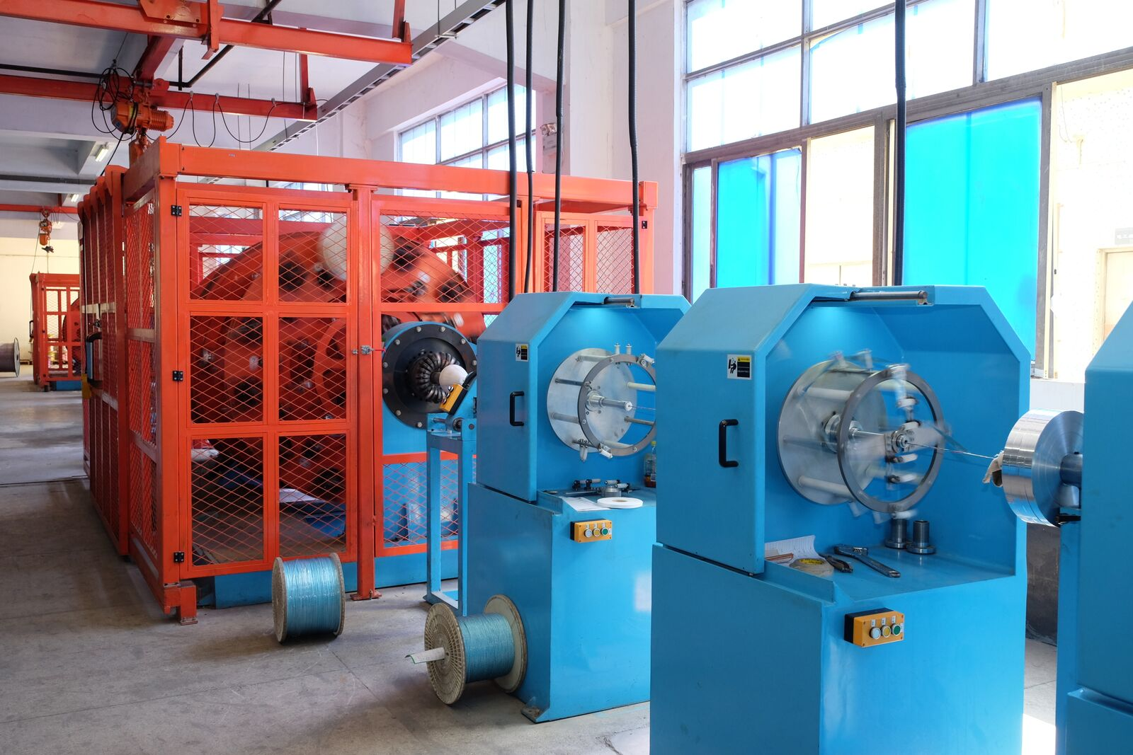 Wire Extrusion Machines For Manufacturing