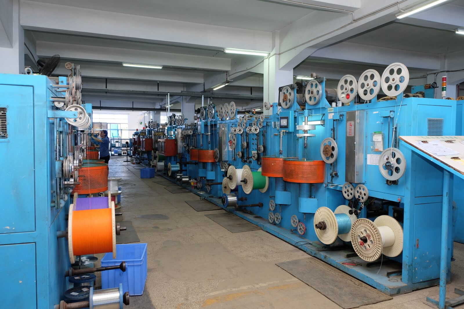 Wire Extrusion Manufacturing Services