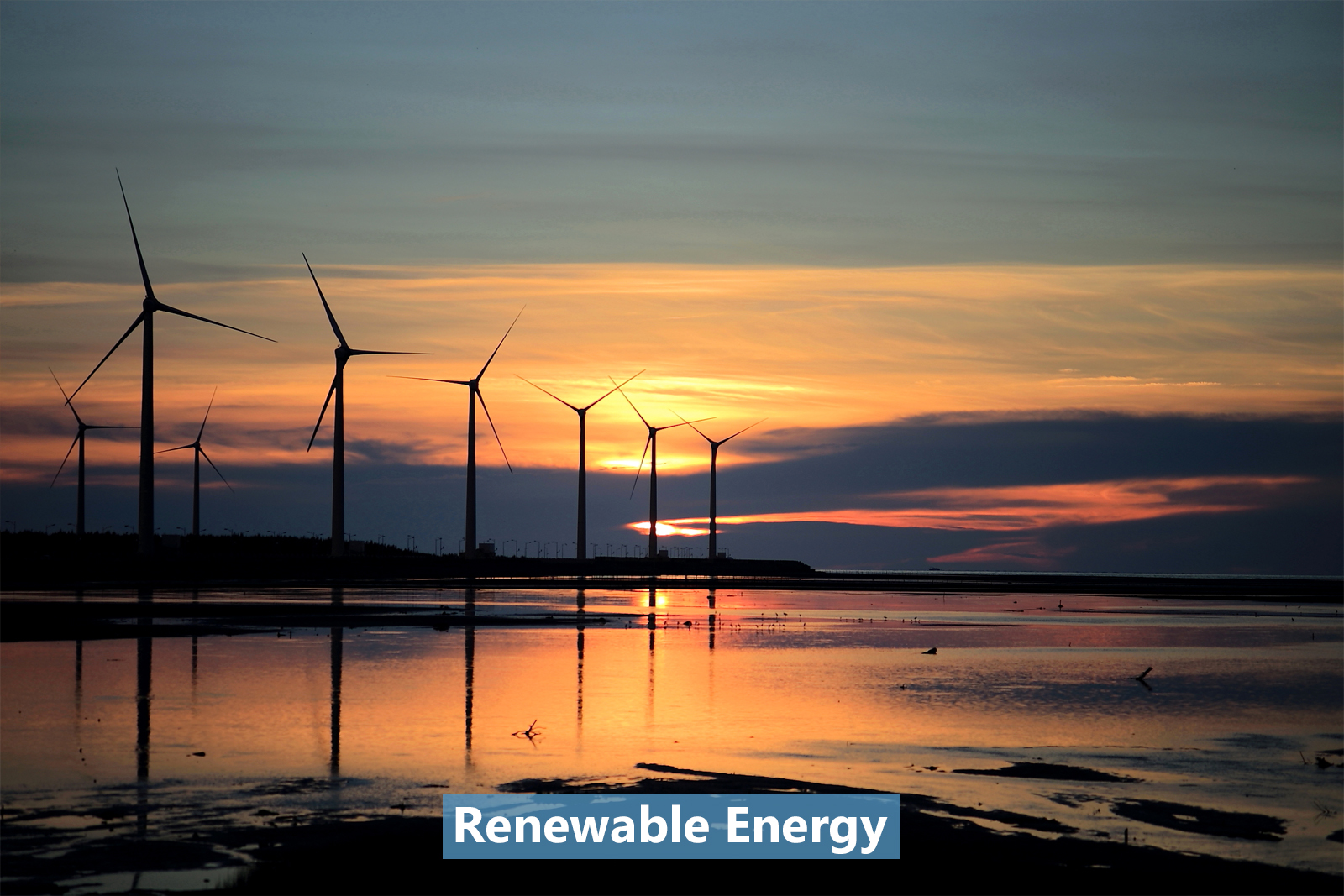 Renewable Energy Applications Manufacturing
