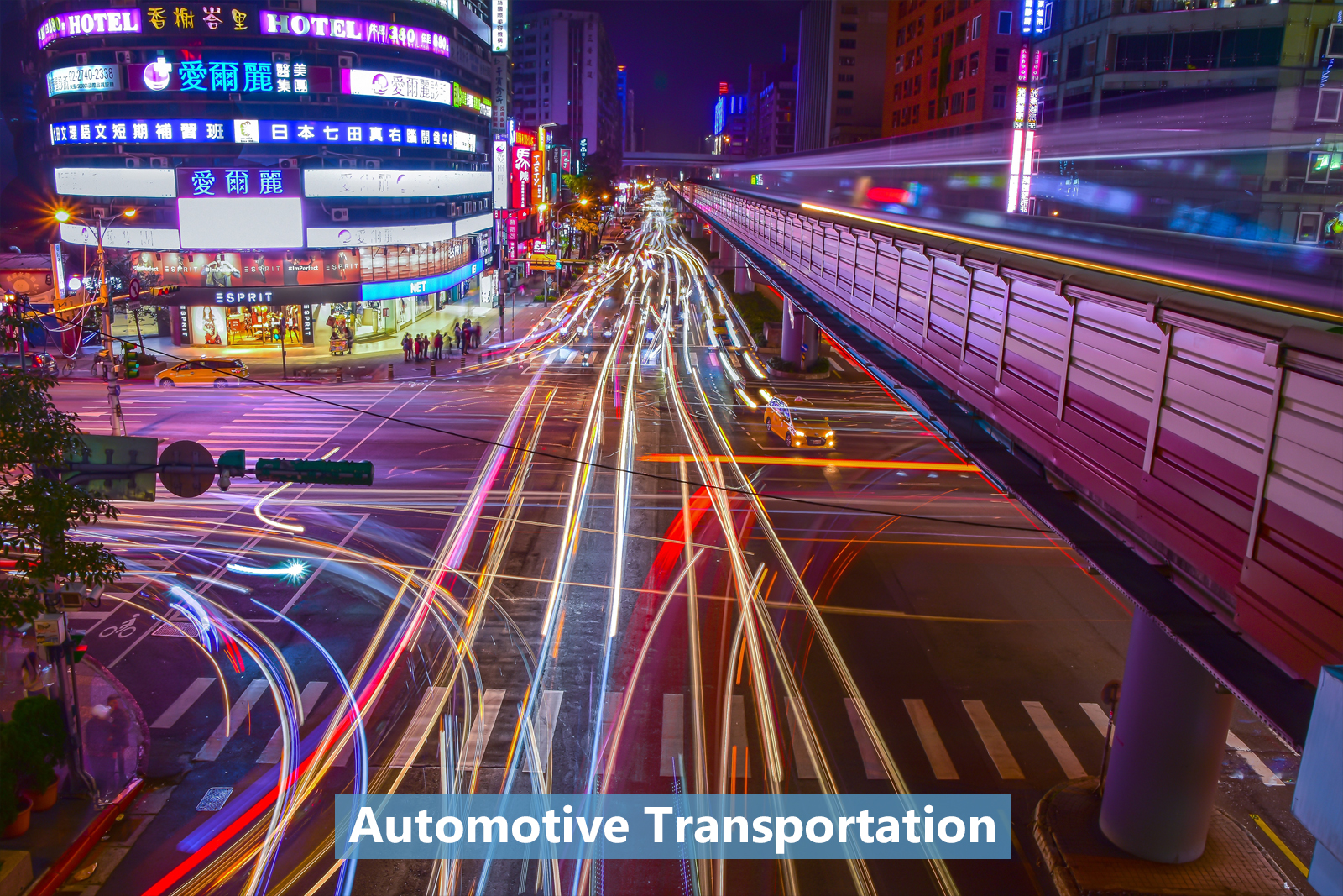 Automotive and Transportation Applications Manufacturing