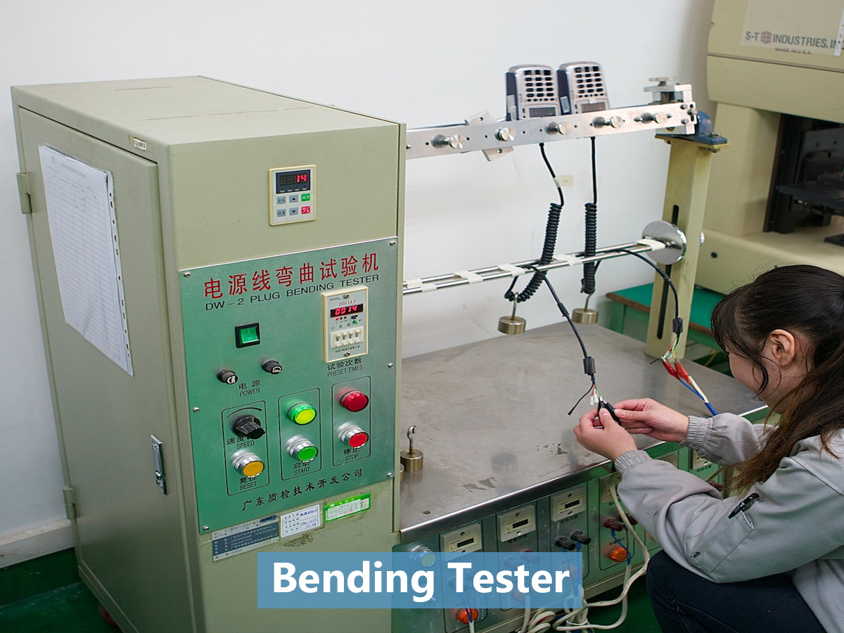 Quality Cable Bending Tester Machine