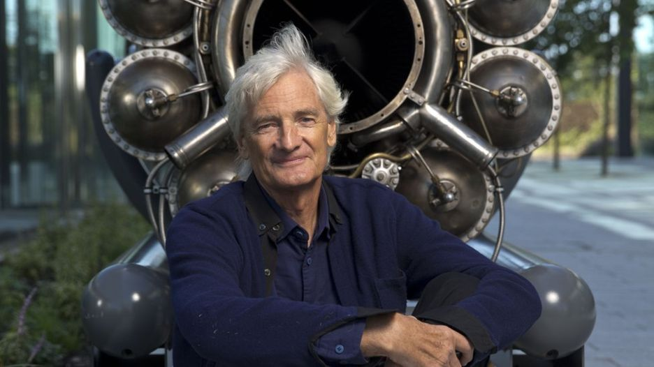 Sir James Dyson accused the mainstream car industry of polluting the world with diesel emissions