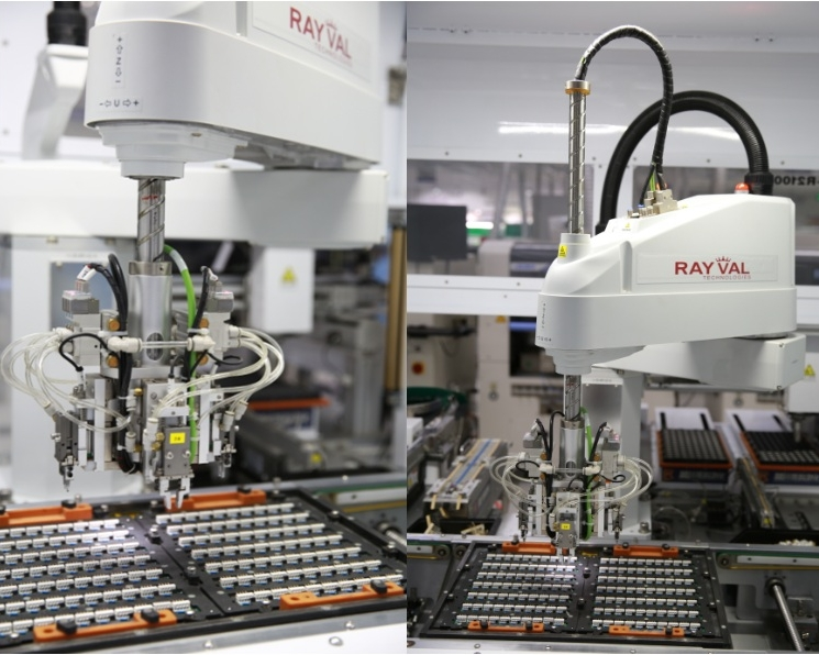 quality pcba electronic contract manufacturing equipment