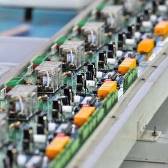 Electronics Contract Manufacturing for Electronics Manufacturing Services (PCBA)