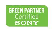索尼绿色合作伙伴标志。jpg