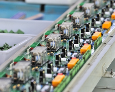 Electronics Contract Manufacturing for EMS (PCBA)