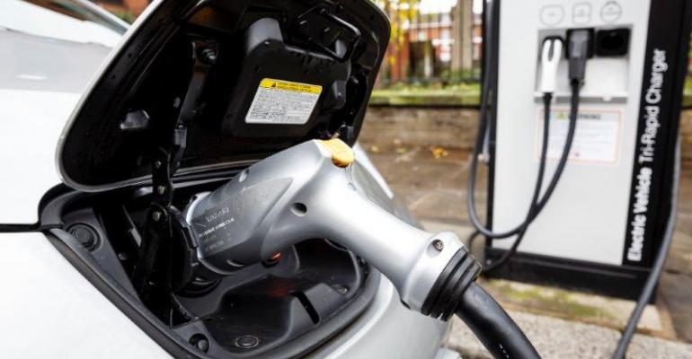 Electric vehicle charging station manufacturer