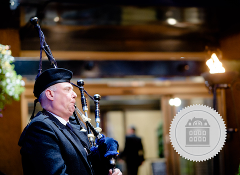 George Taylor, Scotland bagpiper for hire