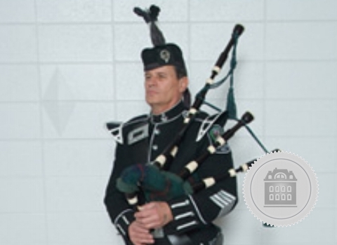 David Cormalleth, Indiana bagpiper for hire