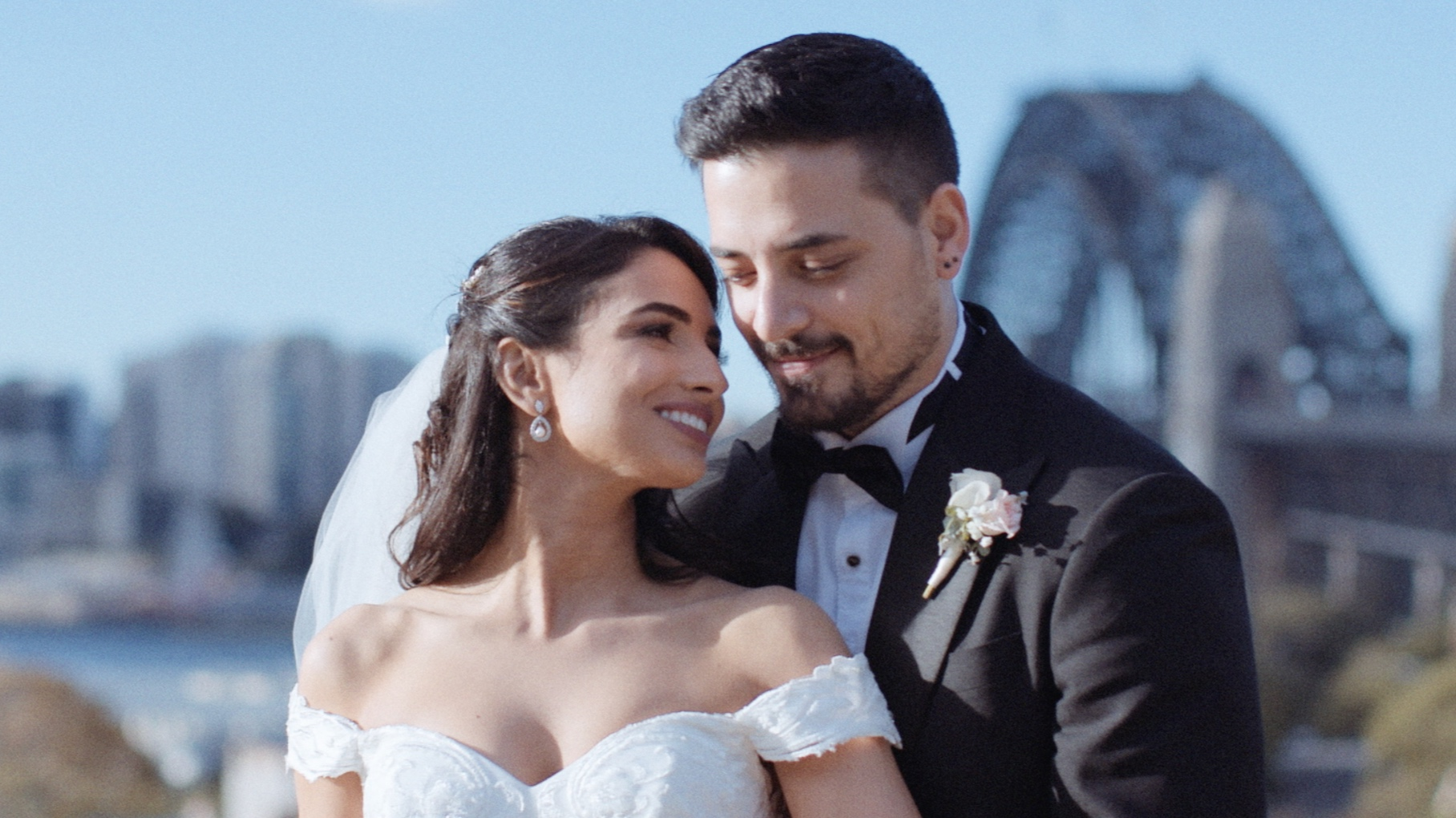 Wedding Video - We provide full day documentation and/or highlight cinematic wedding videos.