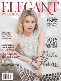 Elegant Weddings Magazine Summer 2015