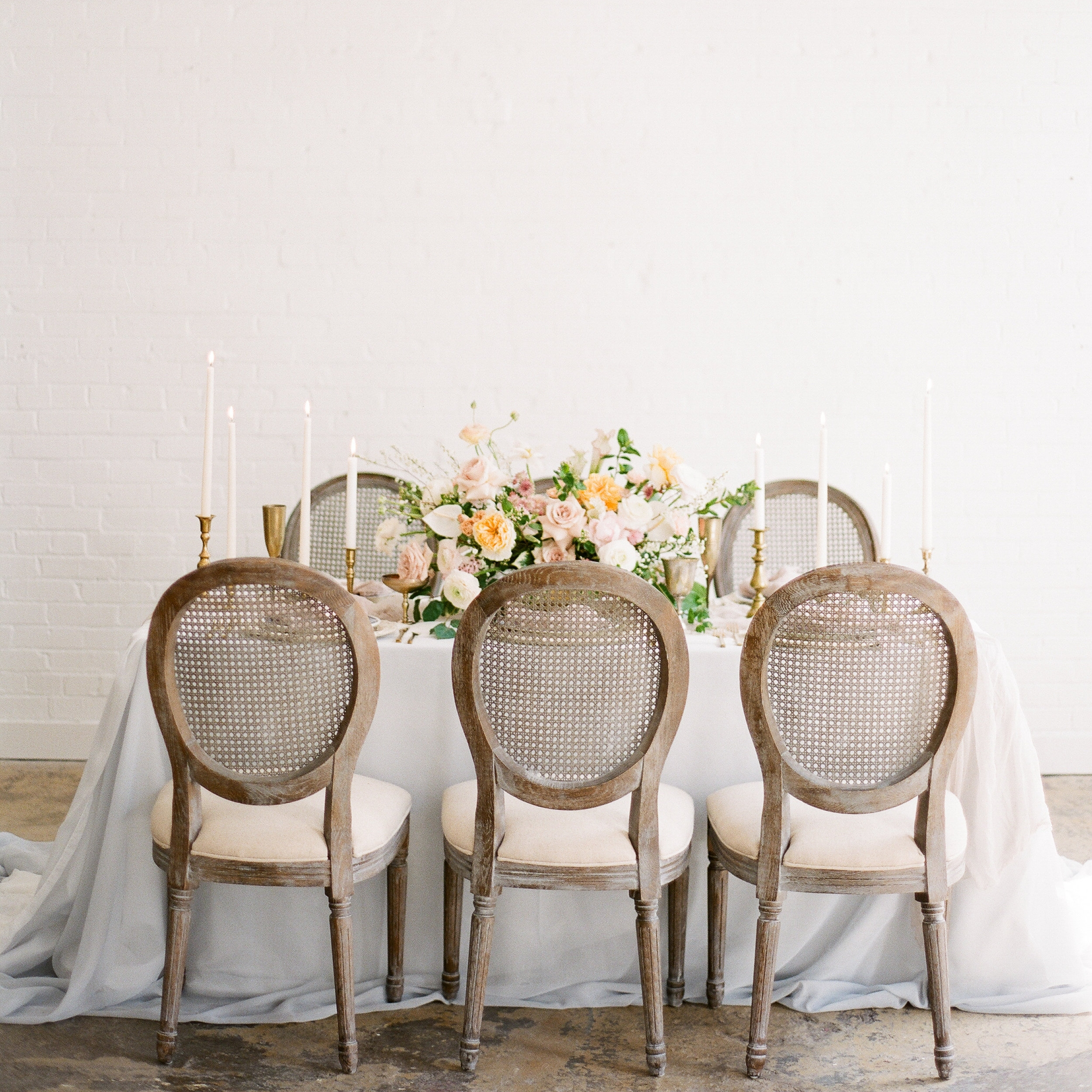 Ethereal Styled Shoot