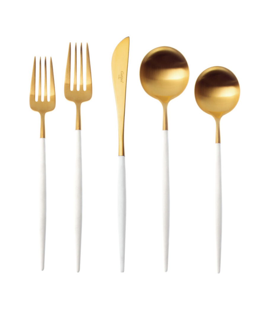 Sophie White Flatware