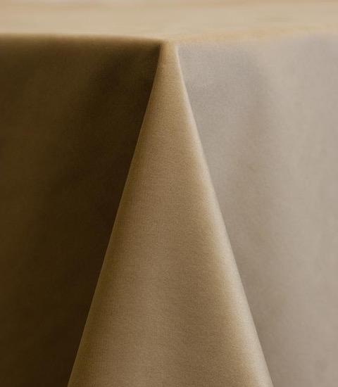 Cashmere Velvet Tablecloth