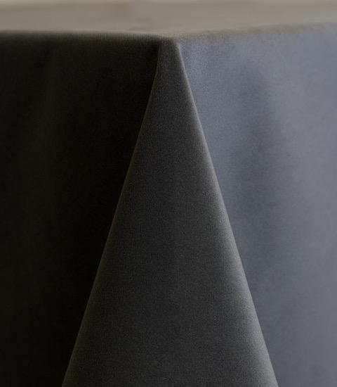 Smoke Velvet Tablecloth