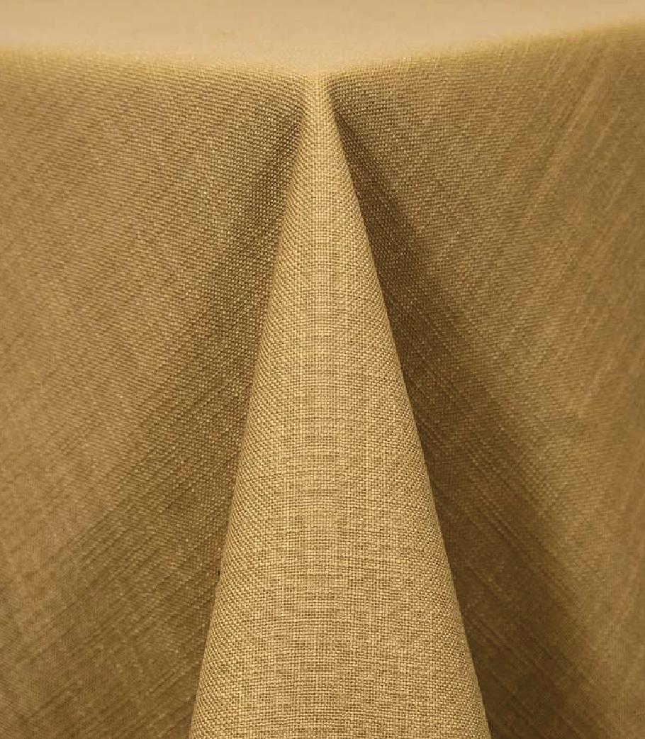 Mustard Panama Tablecloth