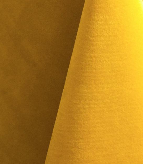 Sunshine Velvet Tablecloth