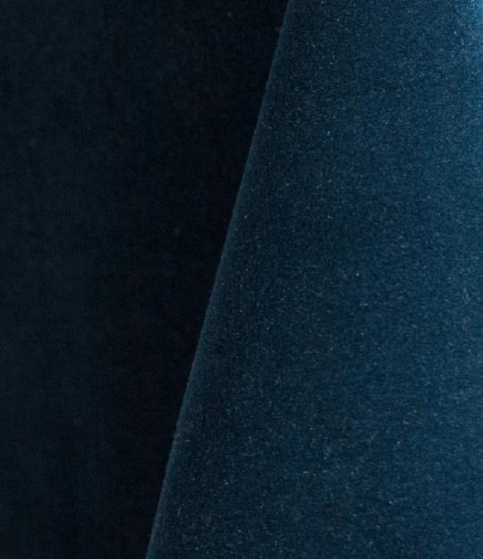 Marine Velvet Tablecloth