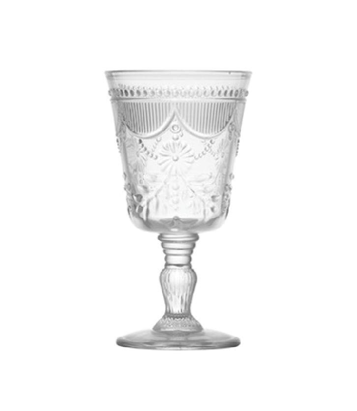 Clear Débutante Goblet