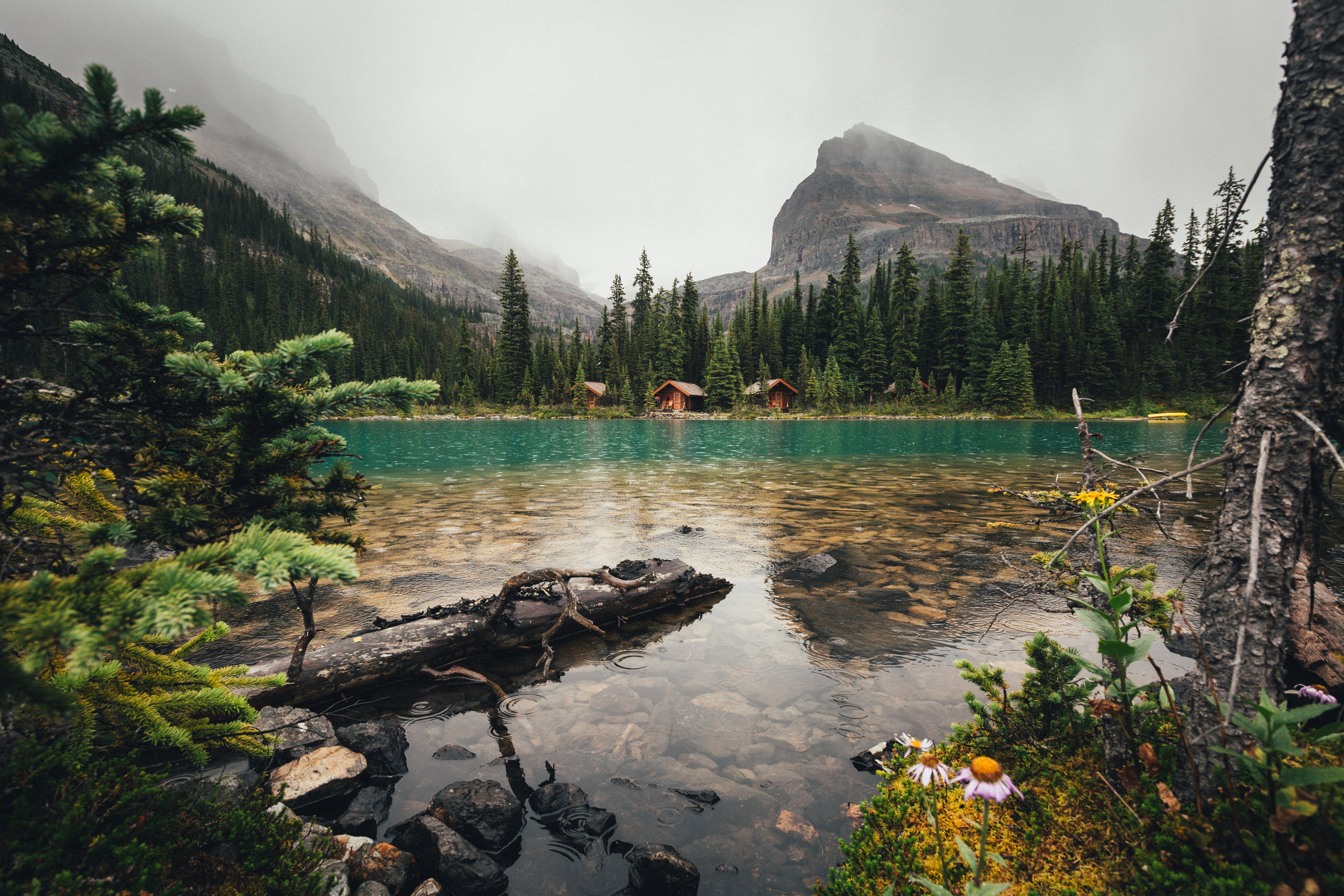 Jamie OUT / VAncouver, BC - Jamie's stunning landscape work is out of our wildest mountain dreams. Based in Vancouver, the landscape and nature expert's work speaks for itself. He's a master at tones, highlighting the blues of the crystal clear water and the colours of the west coast he sets out to capture.